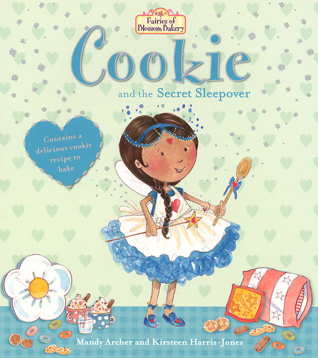 Cookie and the Secret Sleepover inglesina trilogy all over cookie ag37h3cki