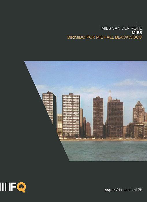 Mies van der Rohe: Mies (+ DVD-ROM) van der graaf generator van der graaf generator live in concert at metropolis studios london 2 cd dvd