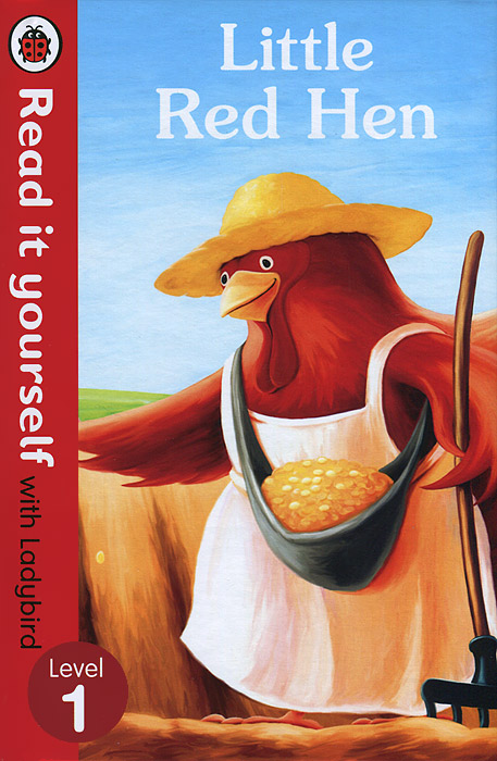 Little Red Hen: Level 1 sly fox and red hen activity book level 2