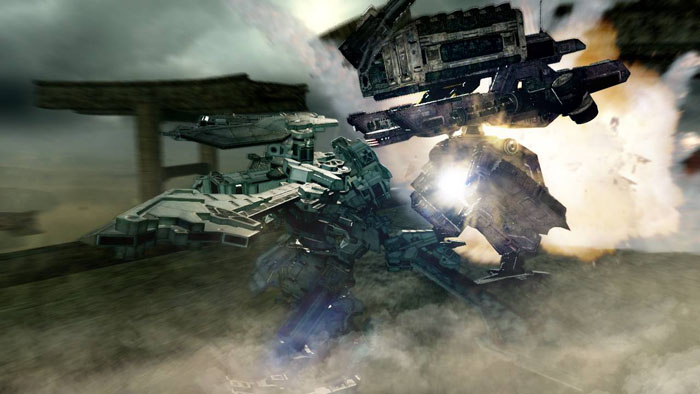 Armored Core:  Verdict Day (PS3) FromSoftware, Inc.
