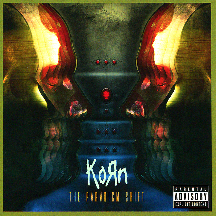 Korn Korn. The Paradigm Shift paradigm pdr 100 black