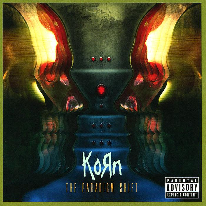 Korn Korn. The Paradigm Shift the paradigm shift cd