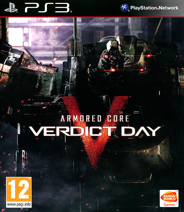 Armored Core: Verdict Day (PS3), FromSoftware, Inc.