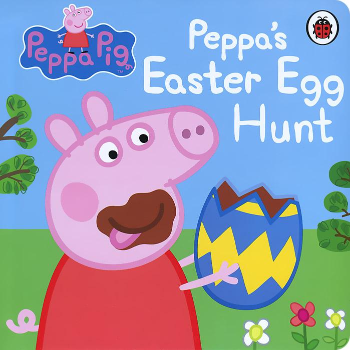 Peppa Pig: Peppa's Easter Egg Hun beistle company mens easter egg whirls assorted