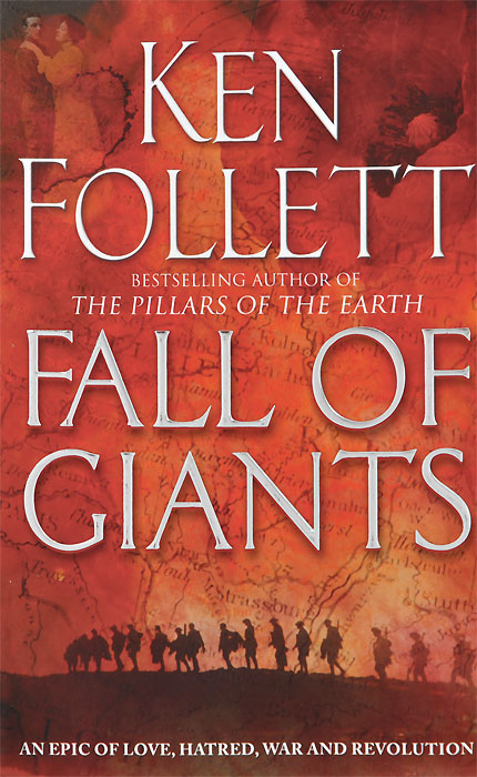 Fall of Giants the fall of five book 4