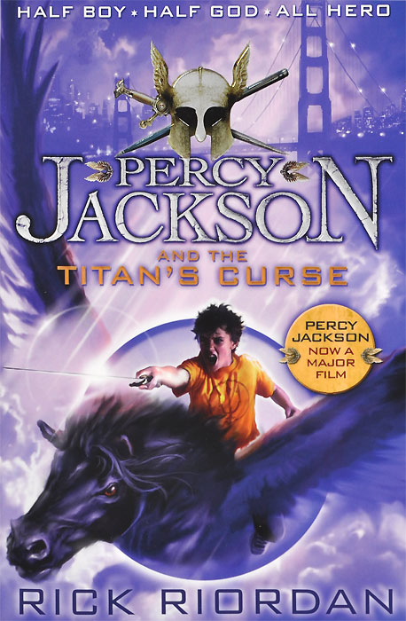 Percy Jackson and the Titan's Curse percy jackson and sea of monster