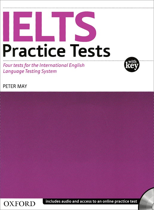 IELTS Practice Tests with Explanatory Key (+ 2 CD) milton j exams ielts practice tests 2 with answers