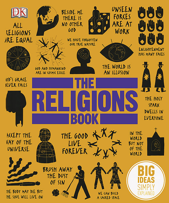 The Religions Book religious institutions and character building