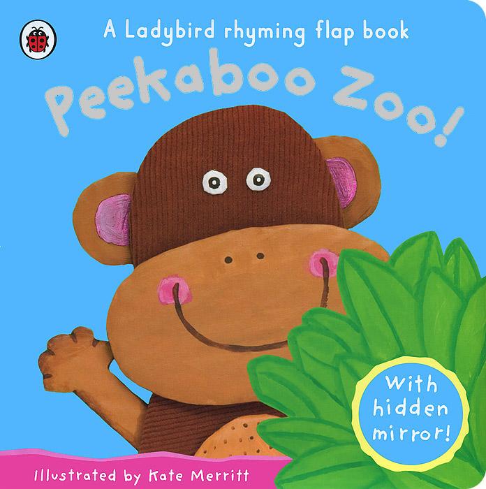 Peekaboo Zoo! what the ladybird heard animal noises jigsaw book