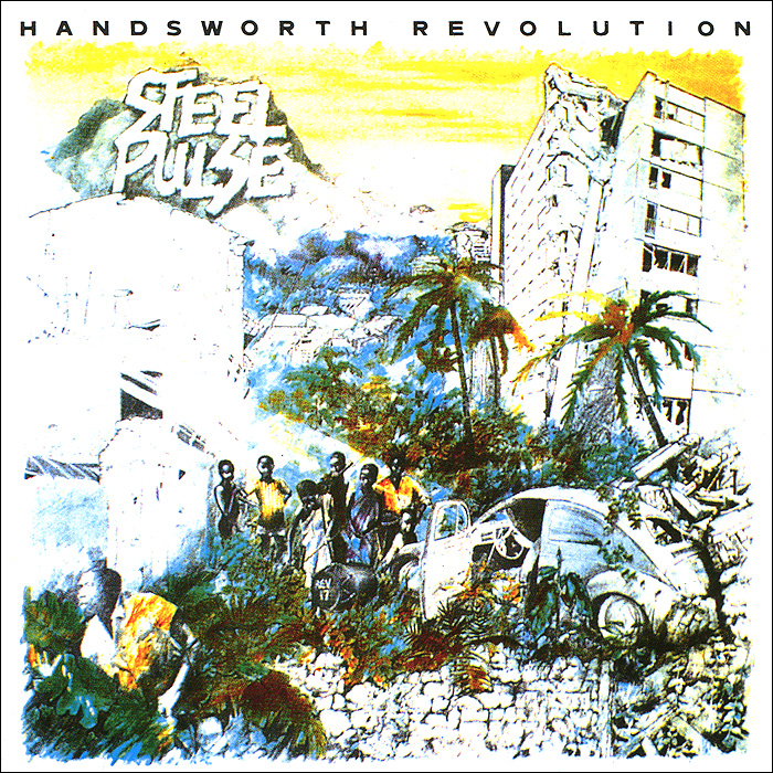 Steel Pulse Steel Pulse. Handsworth Revolution bx120 2ca steel strain gauge and steel strain gauge