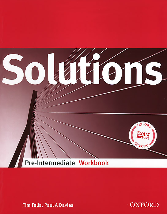 Solutions Pre-Intermediate: Workbook roberts rachael sayer mike insight pre intermediate workbook