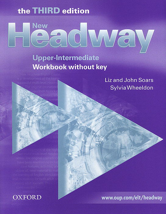 New Headway: Upper-Intermediate Workbook without Key soars l new headway upper intermediate class audio cds 4th edition