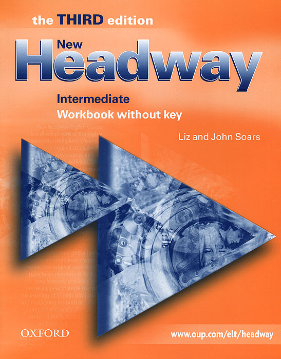 New Headway: Intermediate: Workbook without Key laser a1 workbook without key cd