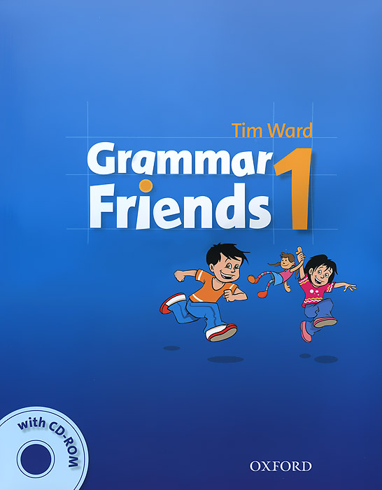 Grammar Friends 1 (+ CD-ROM) new grammar time 1 cd rom