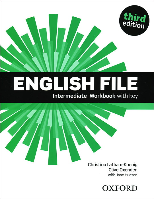 English File: Intermediate: Workbook with Key new total english intermediate workbook with key cd