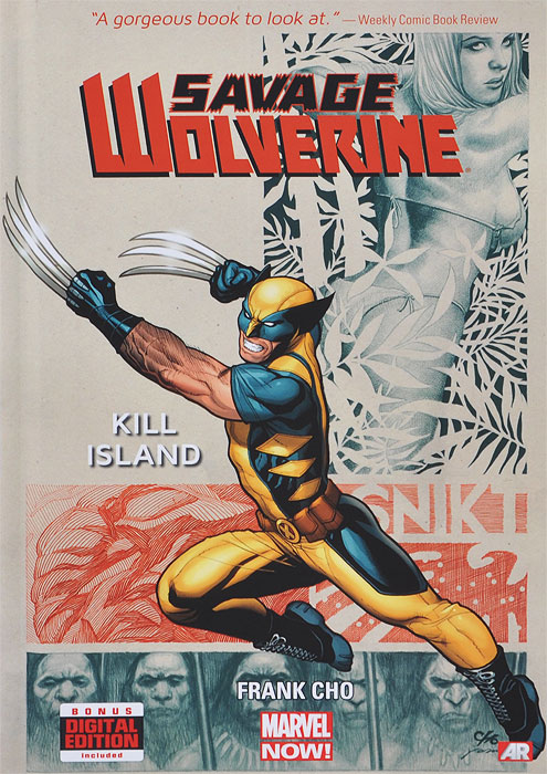 Savage Wolverine: Kill Island all new wolverine vol 3 enemy of the state ii