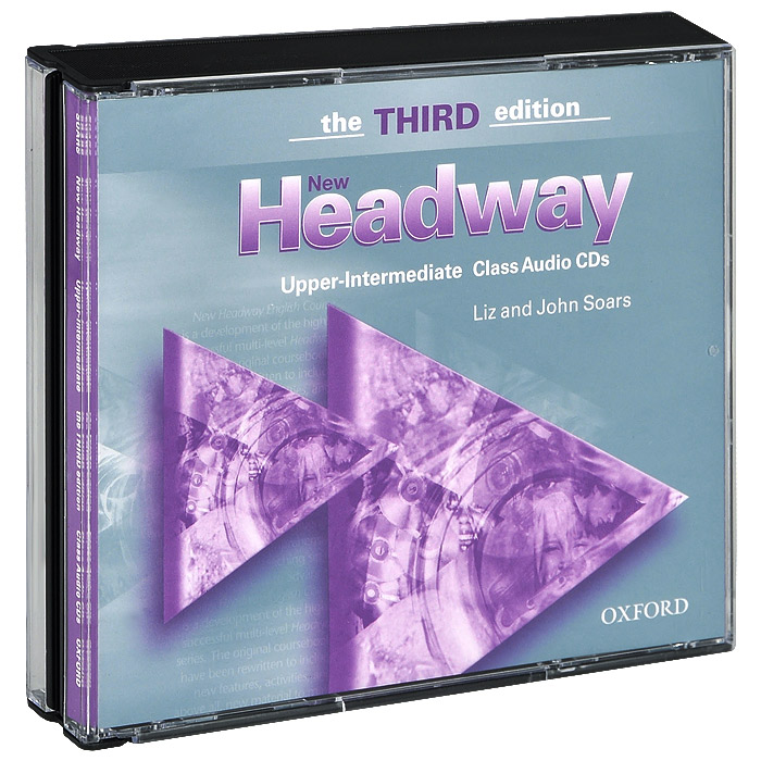 New Headway: Upper-intermediate: Class Audio CDs (аудиокурс на 3 CD) new opportunities russian edition upper intermediate аудиокурс на 4 cd