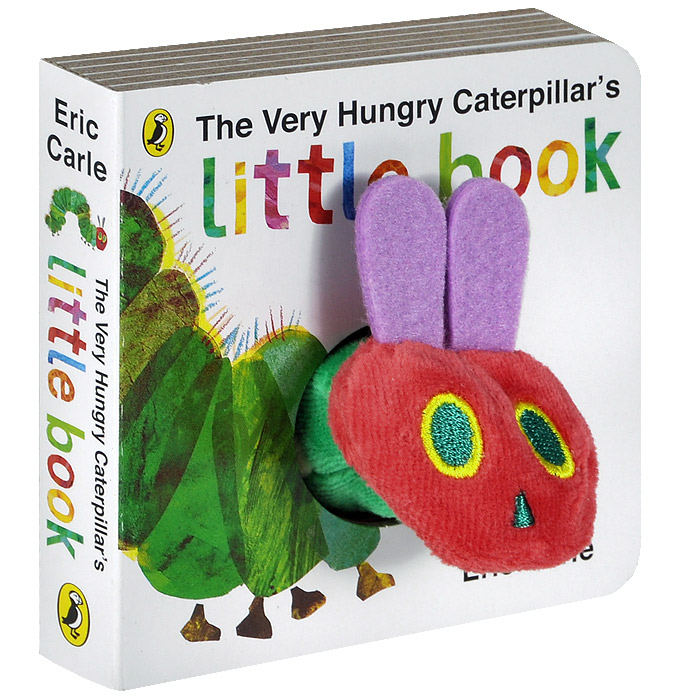 The Very Hungry Caterpillar's Little Book the very hungry caterpillar a pull out pop up