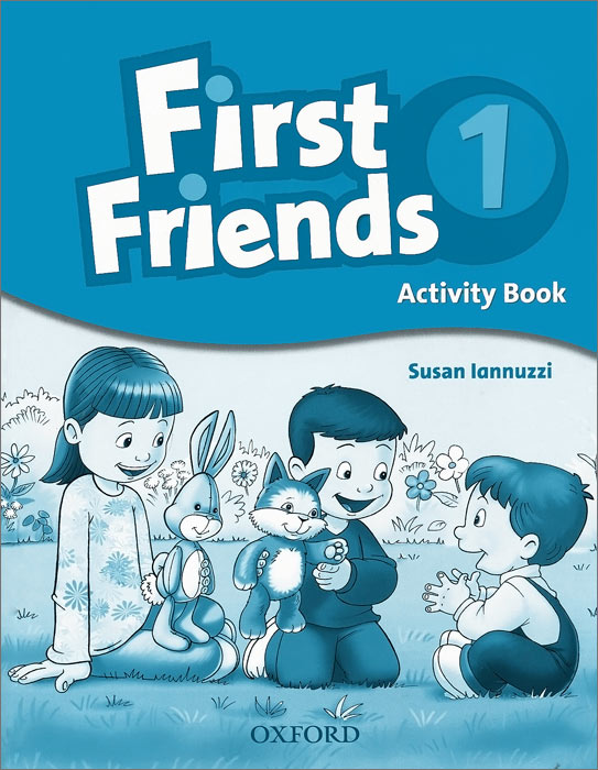 First Friends 1: Activity Book first english words activity book 1