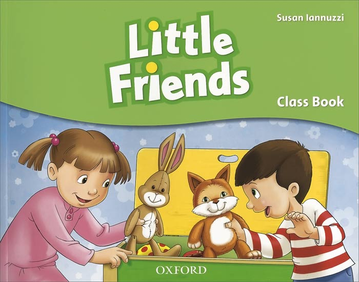 Little Friends: Class Book learning to read across languages and writing systems