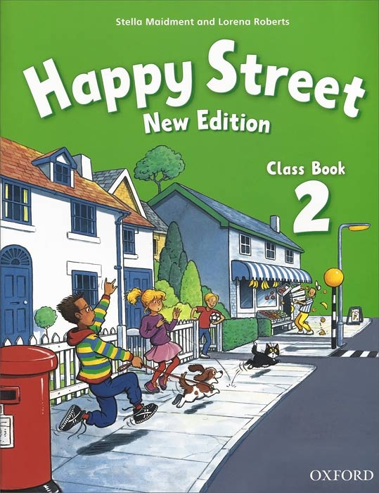 Happy Street: Class Book 2 ready to read