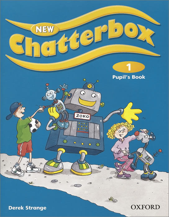 New Chatterbox: Pupil's Book 1 chatterbox pupil s book 2