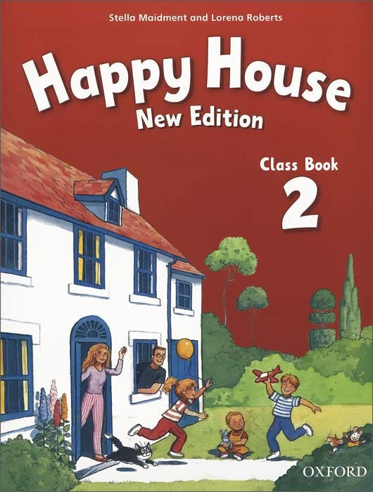 Happy House: Class Book 2 new original nj15 u2 n warranty for two year