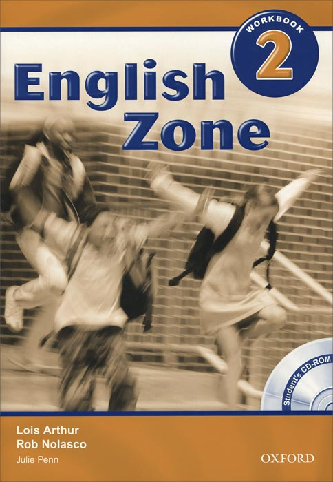 English Zone 2: Workbook (+ CD-ROM) rod serling twilight zone radio dramas vol 1 10 cd set