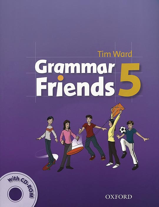 Grammar Friends 5 (+ CD-ROM) grammar