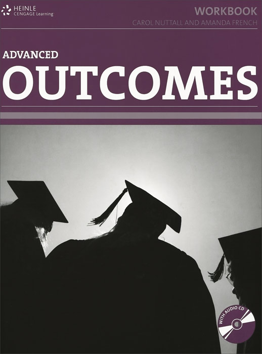 Outcomes Advanced Workbook (+ CD-ROM) hewings martin thaine craig cambridge academic english advanced students book
