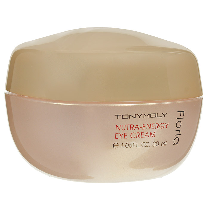 Tonymoly Floria Nutra Energy Eye Cream Крем для век, энергетический, 30 мл эмульсия tony moly floria nutra energy essence with argan oil