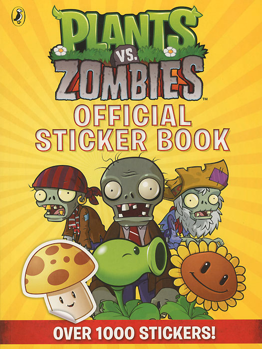 Plants vs. Zombies: Official Sticker Book the zombies колин бланстоун род аргент the zombies featuring colin blunstone