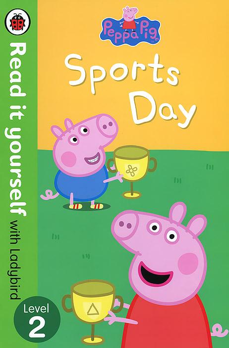 Peppa Pig: Sports Day: Level 2 peppa pig peppa hide and seek search