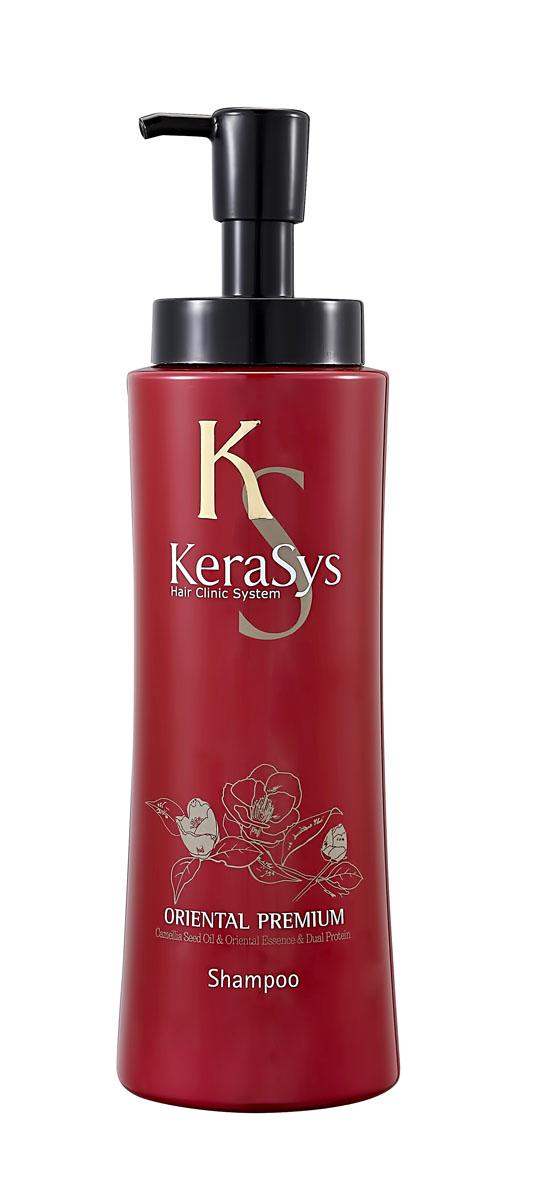 Шампунь KeraSys. Oriental Premium для волос, 470 мл870976Шампунь KeraSys. Oriental Premium защищает от ультрафиолетовых лучей. Восточные травы помогают защитить кожу головы от вредных воздействий и компенсируют нехватку коже липидов. Присутствующие в составе ингредиенты укрепляют корни волос. Дуопротеин восстанавливает поврежденные волосы. Кератин делает поврежденные волосы более здоровыми и шелковистыми. Типы волос:для всех типов волос. Характеристики: Объем: 470 мл. Артикул: 0976. Товар сертифицирован.