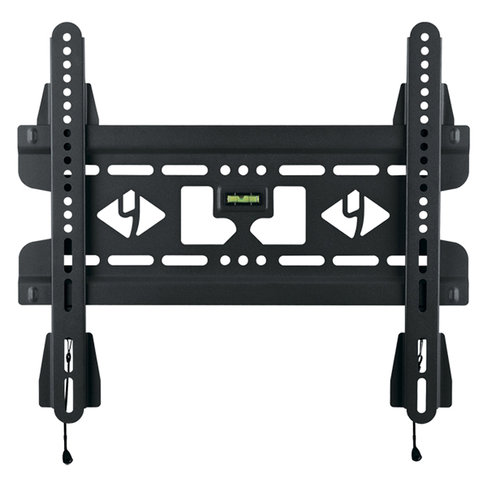 Kromax VEGA-50, Grey кронштейн для ТВ20091Фиксированный кронштейн Kromax VEGA-50 предназначен для ЖК (LCD) телевизоров и плазменных панелей с расстоянием от стены - 15.5 мм. С помощью технологии TechLock, Вы легко сможете снять ТВ с кронштейна вместе с направляющими. Максимальные посадочные отверстия по горизонтали - 400 мм, по вертикали - 400 мм.