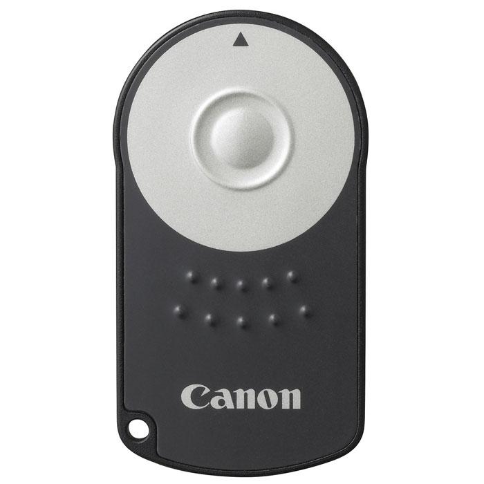 Canon RC-6 беспроводной пульт ДУ для 5D MarkII, III/ 60D/ 450D/ 500D/ 550D/ 600D/ 1000D4524B001Canon RC-6 - беспроводной пульт дистанционного управления для съёмки с расстояния до 5 метров от камеры. Имеет таймер и функцию задержки съёмки.