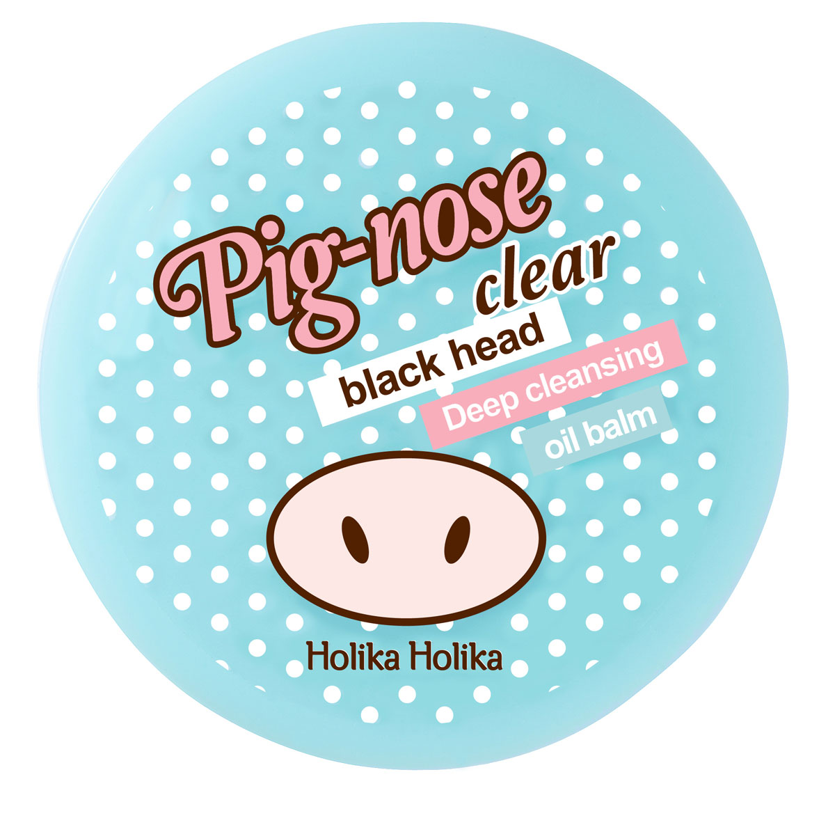 Holika Holika Бальзам Pig-nose для очистки пор, 30 мл ночная маска holika holika honey sleeping pack canola объем 90 мл