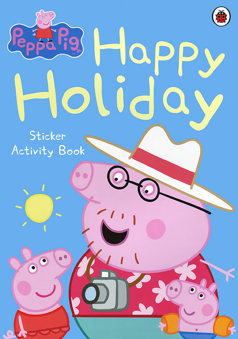 Peppa Pig: Happy Holiday peppa pig going boating