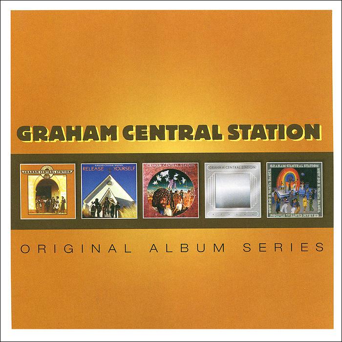 Craham Central Station. Original Album Series (5 CD)