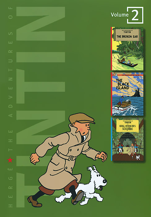The Adventures of Tintin: Volume 2 the batman adventures volume 2