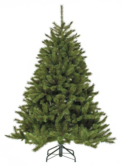 """Искусственная ель Триумф """"Лесная Красавица"""", выполненная из жесткого ПВХ, прекрасный  вариант для оформления интерьера к Новому году. Такая ель подходит для людей, которые  хотят во всем подчеркнуть свою индивидуальность, даже в традиционной новогодней елке.   Особенности елок """"Triumph Tree"""":  - высокое качество;  - соответствуют стандартам безопасности стран Европы;  - ветки полностью безопасны для рук - нет острых режущих концов проволоки;  - особо рекомендованы для детей по условиям безопасности;  - хвоя из экологически чистого синтетического материала;  - не воспламеняются;  - гипоаллергенны;  - иголки не осыпаются, не мнутся, со временем не выцветают;  - простая и быстрая сборка (разборка) благодаря цветной маркировке веток и креплений;  - ветки достаточно """"толстые"""", что позволяет им не гнуться и не прогибаться под тяжестью  игрушек;  - ветки достаточно жесткие, легко и быстро распушаются - каждая по отдельности;  - устойчивая металлическая подставка;  - компактная современная прочная коробка - для многолетнего хранения;  - четкие инструкции по монтажу;  - срок службы более 10 лет.   Ель Триумф """"Лесная Красавица"""" обязательно создаст настроение праздника.    Характеристики:  Материал: жесткий ПВХ, металл. Высота ели: 230 см. Диаметр ели: 157 см. Объем  ели: 0,22 м3. Количество веток: 1494 шт. Цвет: зеленый. Производитель: Голландия.  Изготовитель: Таиланд. Артикул: ИР73354 (788049).   Торговая марка """"Triumph Тгее"""" была создана и зарегистрирована в 1988 году. Благодаря  качеству, надежности и современному дизайну искусственные деревья, производимые под  торговой маркой """"Triumph Тгее"""" получили признание во всем мире и стали за эти годы эталоном  качества."""