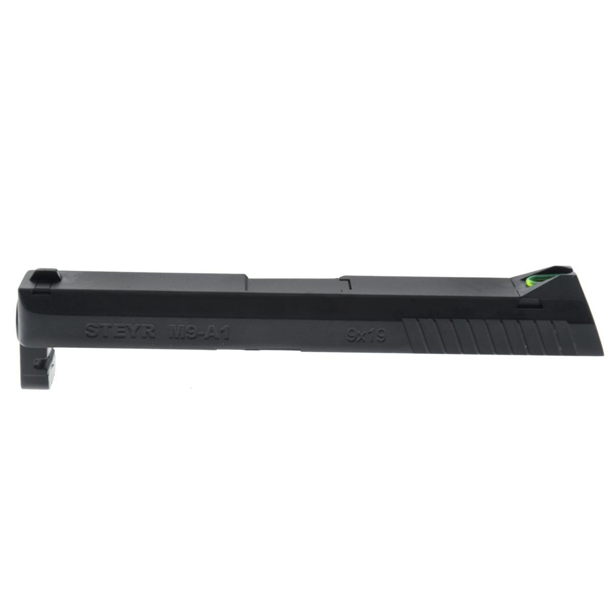 Верхняя крышка для ASG Steyr M9-A1, цвет: Black (16562) asg dan wesson 6 мм ускоритель заряжания 16186
