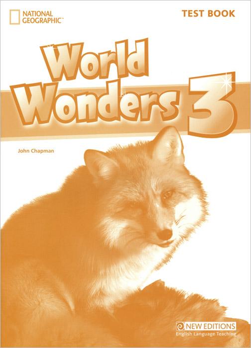 World Wonders 3: Tes...