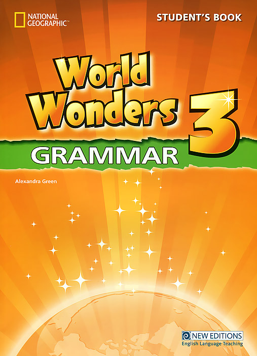 World Wonders 3: Grammar: Student's Book enterprise plus grammar book pre intermediate