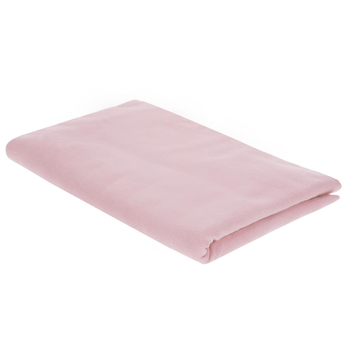 Пеленка трикотажная Трон-Плюс, цвет: розовый, 120 см х 90 см5401 рДетская пеленка Трон-Плюс подходит для пеленания ребенка с самого рождения. Она невероятно мягкая и нежная на ощупь. Пеленка выполнена из кулирки - тонкого трикотажного материала из хлопка гладкого покроя. Такая ткань прекрасно дышит, она гипоаллергенна, почти не мнется и не теряет формы после стирки. Мягкая ткань укутывает малыша с необычайной нежностью. Пеленку также можно использовать как легкое одеяло в жаркую погоду, простынку, полотенце после купания, накидку для кормления грудью или солнцезащитный козырек. Ее размер подходит для пеленания даже крупного малыша. Характеристики:Размер пеленки: 120 см x 90 см.
