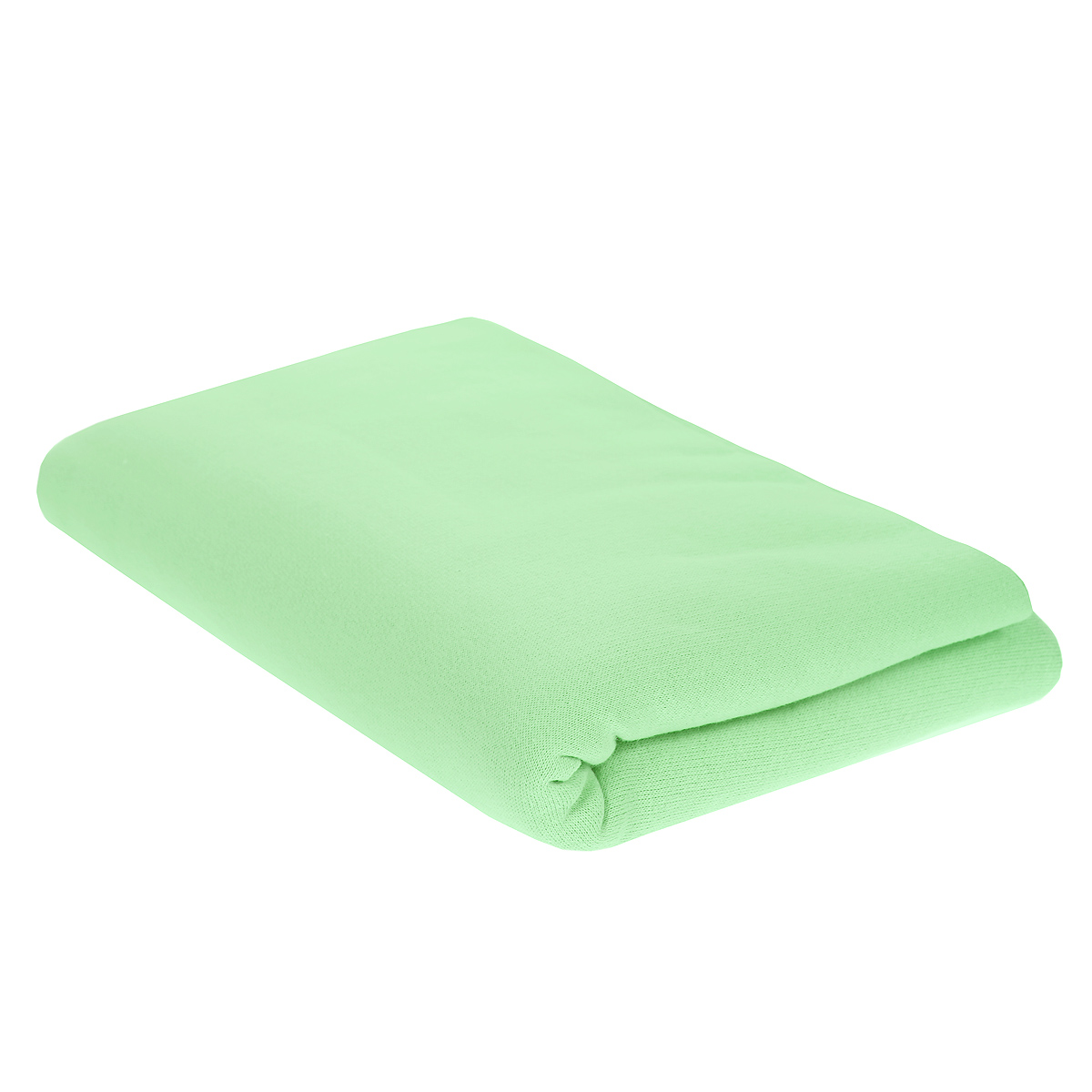 Пеленка детская Трон-Плюс, цвет: салатовый, 120 см х 90 см пеленка трикотажная трон плюс цвет розовый 120 см х 90 см