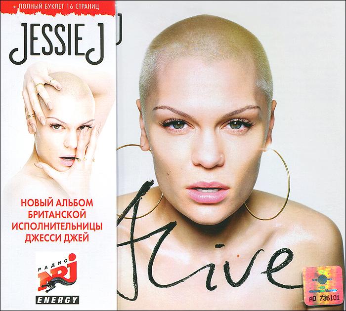 Новый альбом британской исполнительницы Джесси Джей.