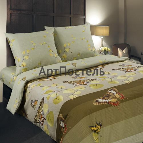 Комплект белья Арт Постель Вальс (2-х спальный КПБ, поплин, наволочки 70х70) комплект белья арт постель на гребне волны 2 спальный наволочки 70х70 50х70