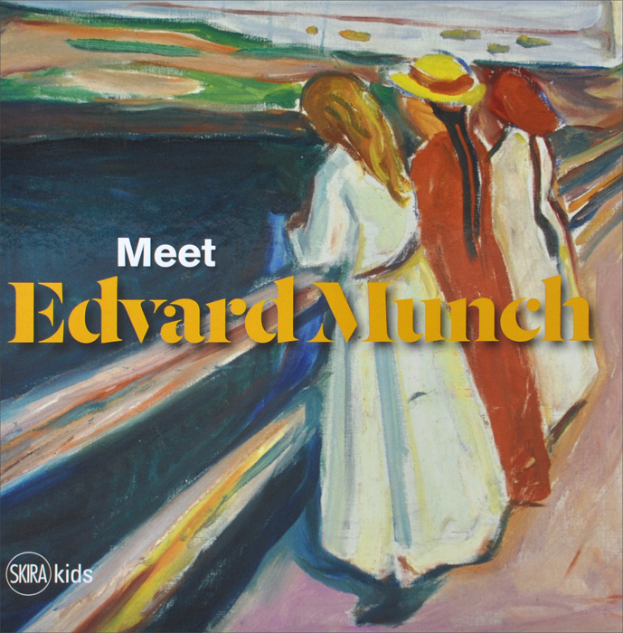Meet Edvard Munch 32 pcs in one postcard famous nightscape famous cities around the world christmas postcards greeting birthday cards 10 2x14 2cm