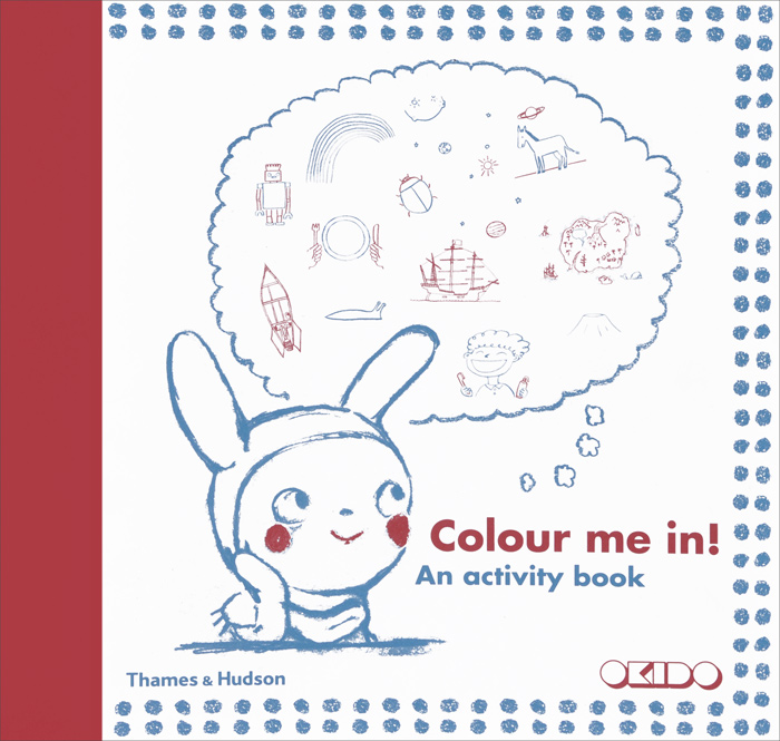 Color me in! An Activity Book supersized book of sudoku